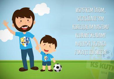 KS Kutno składa życzenia z okazji Dnia Ojca